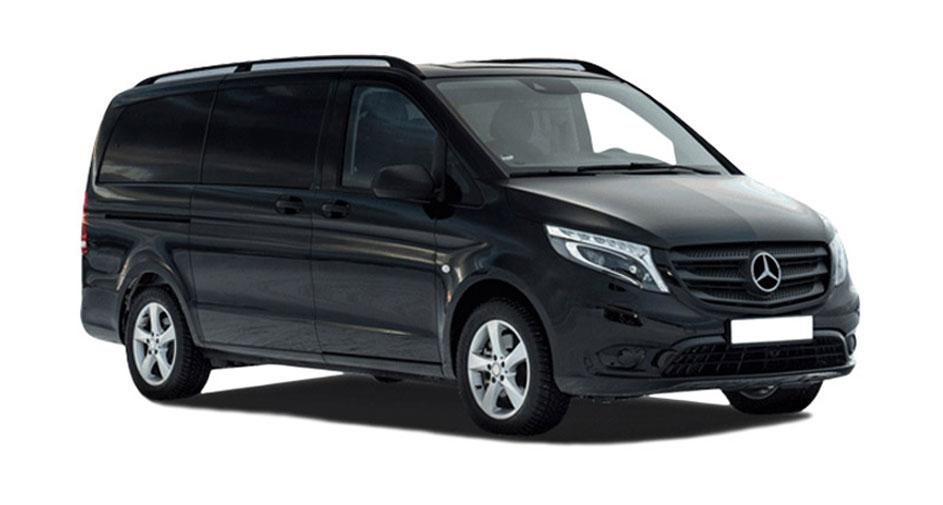 Mercedes Vito/Viano Taxi Transfer